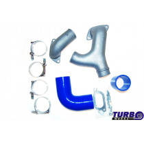 Intercooler Csőszett Subaru Impreza WRX 02-06 EJ20